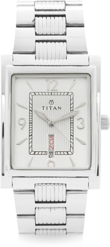 Titan 90024SM01 Analog Watch For Men