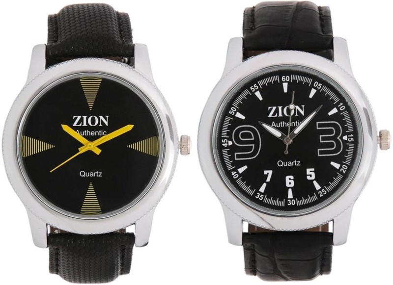 Zion 1064 Analog Watch For Men