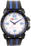 Gansta GT105-3-Blk-Blu Analog Watch  - F...