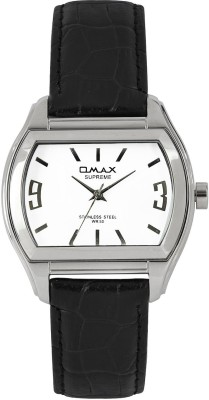 Omax SS304 Gents Analog Watch - For Men