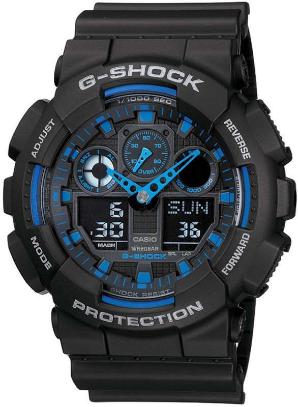 Casio G271 G Shock Analog Digital Watch For Men