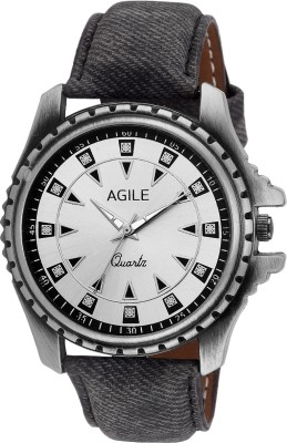 Agile AGM048 Classique Analog Watch  - For Boys, Men