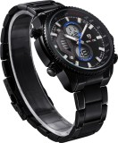 Weide SM-WH3410B Analog Watch  - For Men