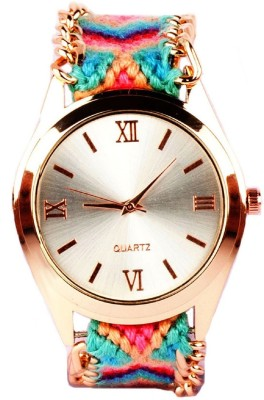 TRUE COLORS TODAYS FASHION Parish 2050 Analog Watch  - For Girls, Women