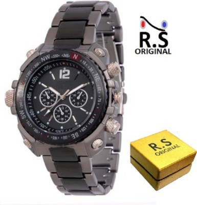R.S ORIGINAL RS-ORIGINAI-R132 Analog Watch  - For Men