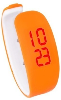 TCT Led Bracelet Digital Watch  - For Girls, Women