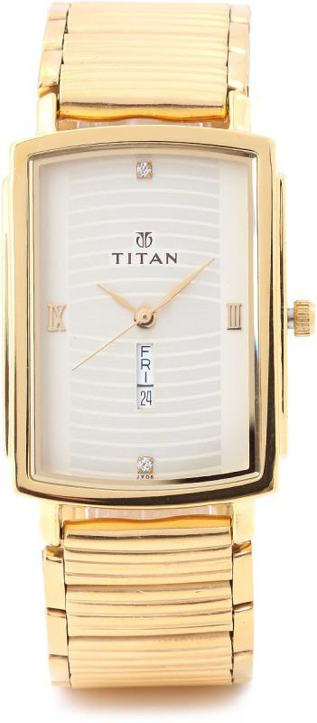 Titan NH1459YM02 Karishma Analog Watch For Men