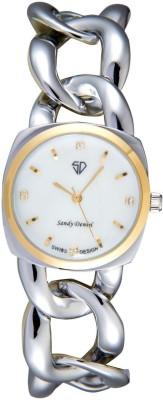 Swiss Design SD 003 IPSG Sandy Denie Analog Watch  - For Women