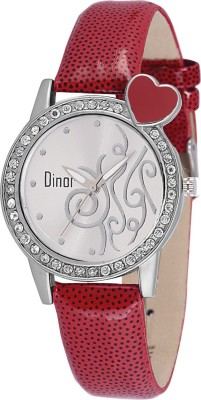 Dinor DB-4101 Boutique Collection Analog Watch  - For Girls, Women
