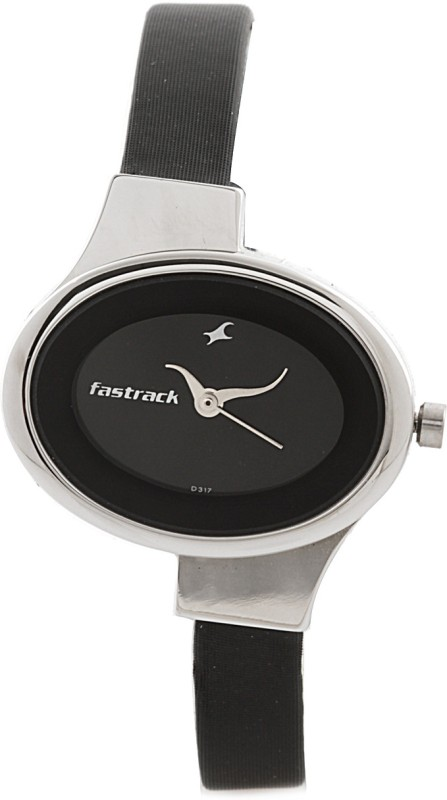Fastrack NG6015SL02 Basics Analog Watch For Women