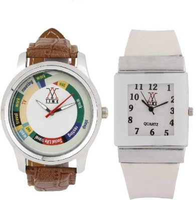 Lime AVW-30lady-08 Analog Watch  - For Couple