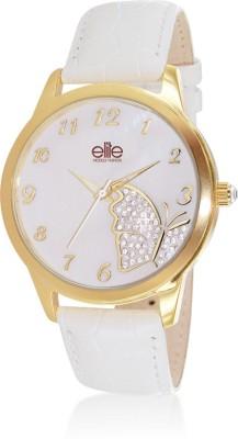 Elite E52982S/001 Analog Watch  - For Women