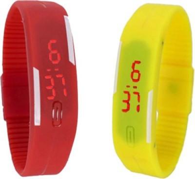 MyValueStore MVS_Digital Combo_363 Sports LED Digital Watch  - For Men, Boys, Women, Girls