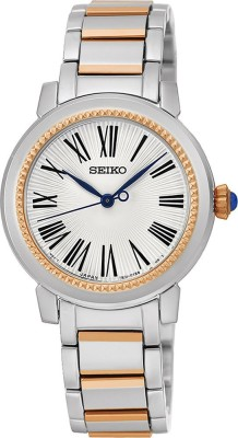 Seiko SRZ448P1 Analog Watch - For Women