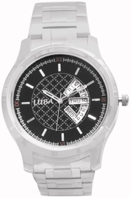 Luba hg754b day n date Analog Watch  - For Men