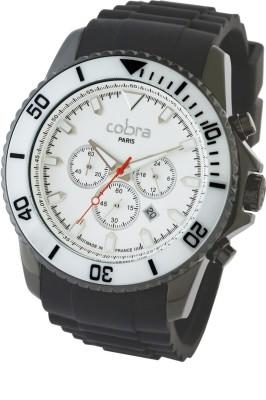 Cobra Paris PP62183-1 Analog Watch  - For Men