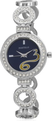 Fostelo WAT-153N Signature Collection Analog Watch  - For Women