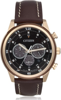Citizen CA4037-01W Eco-Drive Analog Watch - For Men