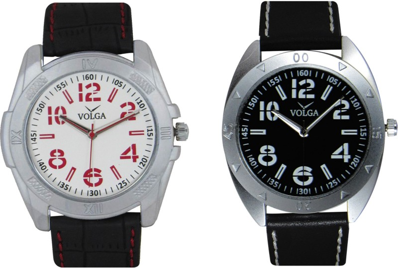 VOLGA Branded Leather Quality Designer Dial Diwali WATEN6XKQNHMM4PC