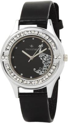 SwissFire 004SL002 Analog Watch  - For Women