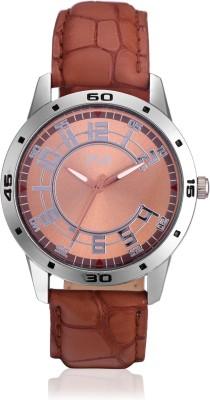 Zeus 1021BrBr Analog Watch  - For Men