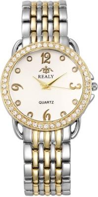Realy W1201GOS Analog Watch  - For Women