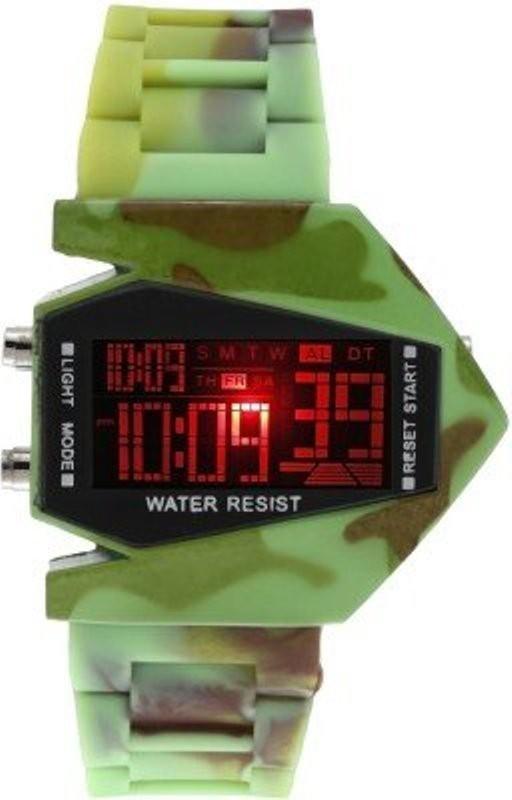 DSC Stealth LED Army Digital Watch For Men