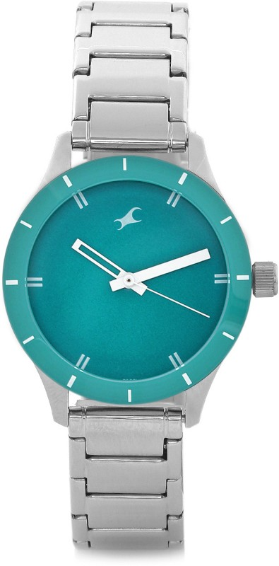 Fastrack NG6078SM01 Analog Watch For Women