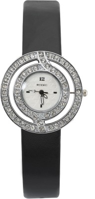 RODEC RD doubleround dial womens watch Analog Watch Analog Watch  - For Women