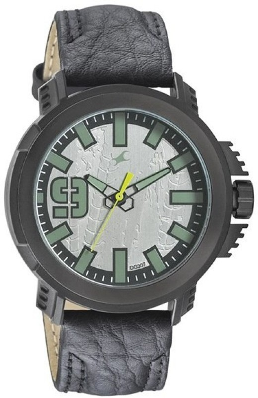 Fastrack 38015PL05 Analog Watch For Men