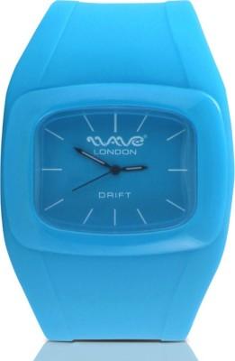 Wave London Wave London Drift Cyan Watch (Wl-Dft-Cy) Drift Analog Watch  - For Women
