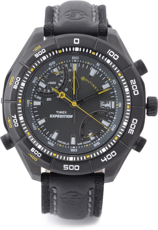 Timex T497L5 Expedition Analog Watch For Men