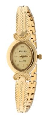 Rollins QWR727 Raga Analog Watch  - For Girls, Women