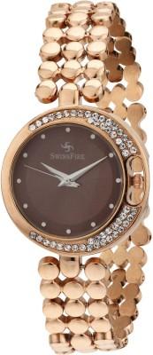 SwissFire 1009RG006L Analog Watch  - For Women
