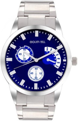 Golden Bell 435GB Polo Analog Watch  - For Men