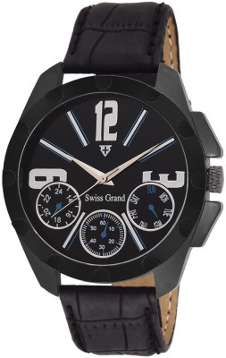 Swiss Grand SG-1064 Grand Analog Watch  - For Men