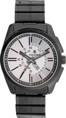 Franck Bella FB0084 Classic Day Dated Analog Watch  - For Men, Boys