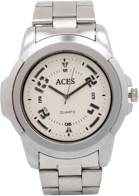 Aces A-03 WH Analog Watch  - For Men