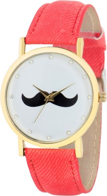 Gypsy Club GC-129 Mustache Series Analog Watch  - For Men, Boys, Women, Girls