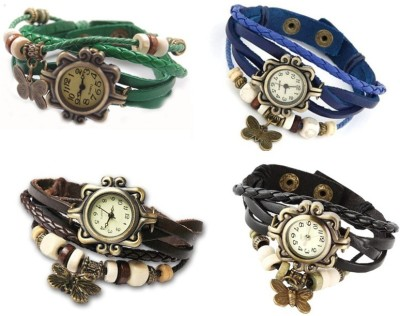 Gito MTG-075 Analog Watch  - For Women