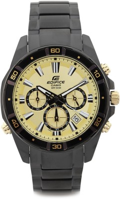 Casio EX173 Edifice Analog Watch - For Men