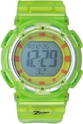 Zoop NEC3026PP03J Candy Digital Watch  - For Boys, Girls