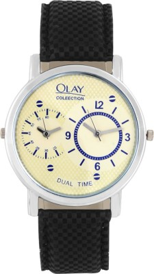 Olay Collection STYLISH_AW_111 Platina Analog Watch  - For Men