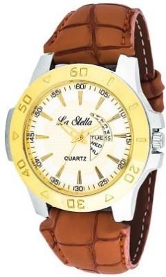 La Stella LS1116SL02 New Style Analog Watch  - For Men