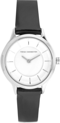 FCUK FC1171BWJ Analog Watch  - For Women