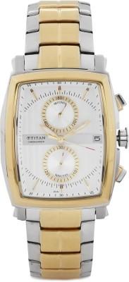 Titan NH1660BM01 Analog Watch - For Men