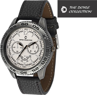 The Doyle Collection UT 012 DC Analog Watch  - For Men