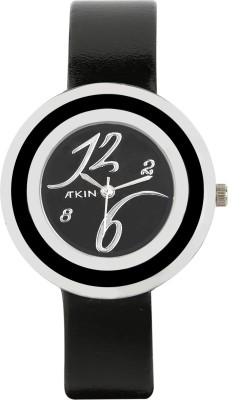Atkin AT-46 Strap Analog Watch - For Girls, Women