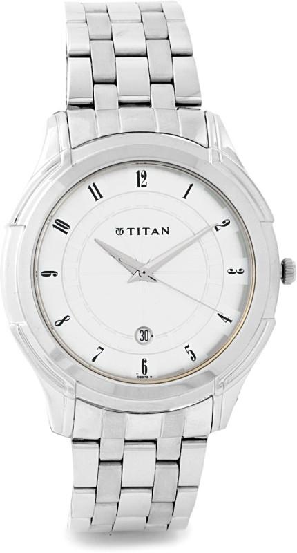Titan NE1558SM01 Tycoon Analog Watch For Men
