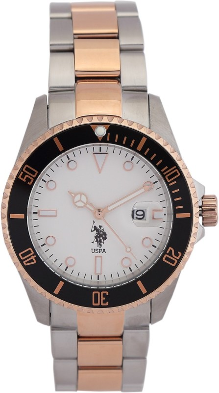 U.S. Polo Assn. USAT0134 Analog Watch  - For Men